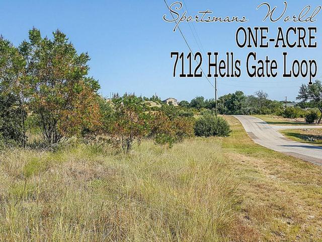 7112 W Hells Gate Loop, Strawn, TX 76475 (MLS #31711091) :: The SOLD by George Team