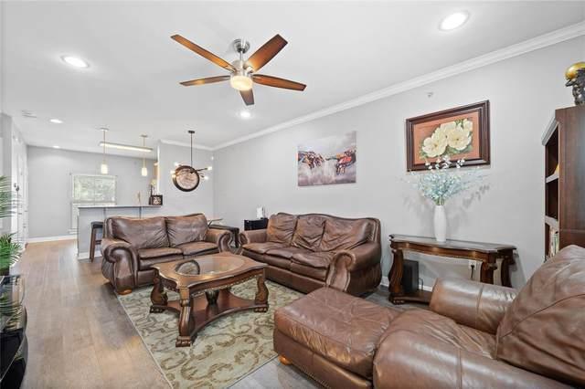 3501 Chenevert Street #15, Houston, TX 77004 (MLS #31711548) :: All Cities USA Realty