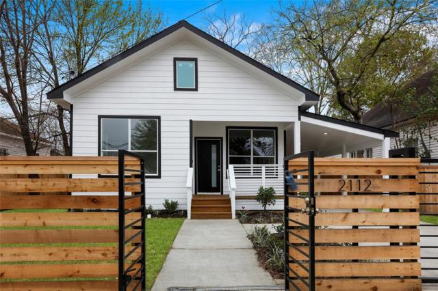 2112 Common Street, Houston, TX 77009 (MLS #31726782) :: Connect Realty