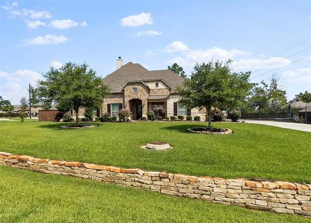 12603 Mostyn Lane, Magnolia, TX 77354 (MLS #31739920) :: Michele Harmon Team