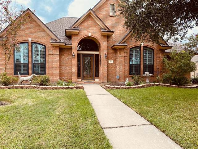 147 Indian Warrior Trail, Lake Jackson, TX 77566 (MLS #31744867) :: Texas Home Shop Realty
