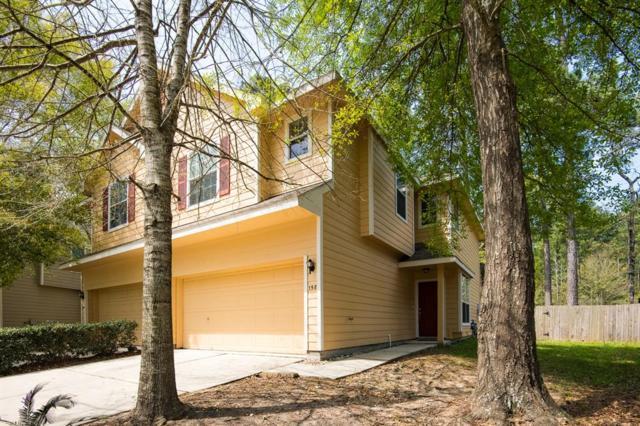 158 W Stedhill Loop, The Woodlands, TX 77384 (MLS #31745530) :: Fairwater Westmont Real Estate