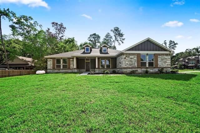 28502 Redwood, Huffman, TX 77336 (MLS #31746623) :: Texas Home Shop Realty