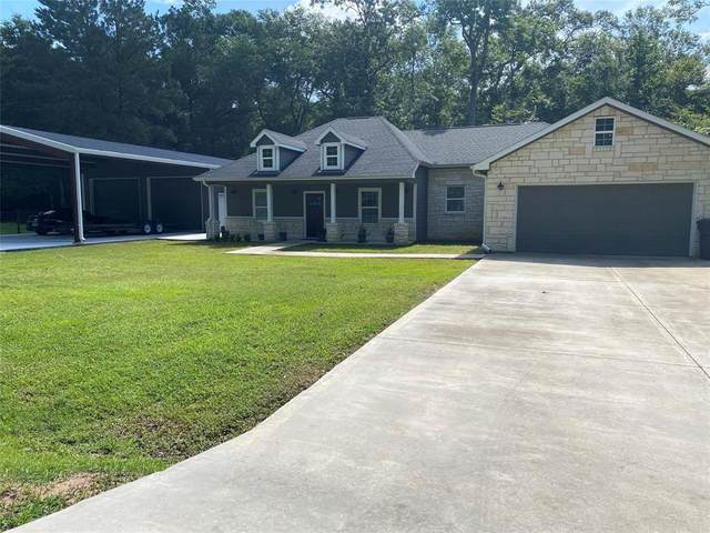166 County Road 3668, Splendora, TX 77372 (MLS #31749756) :: The SOLD by George Team