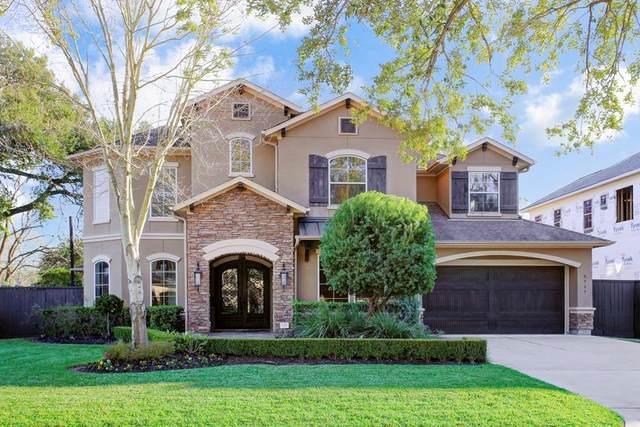 8717 Lupton Lane, Spring Valley Village, TX 77055 (MLS #31751556) :: Christy Buck Team