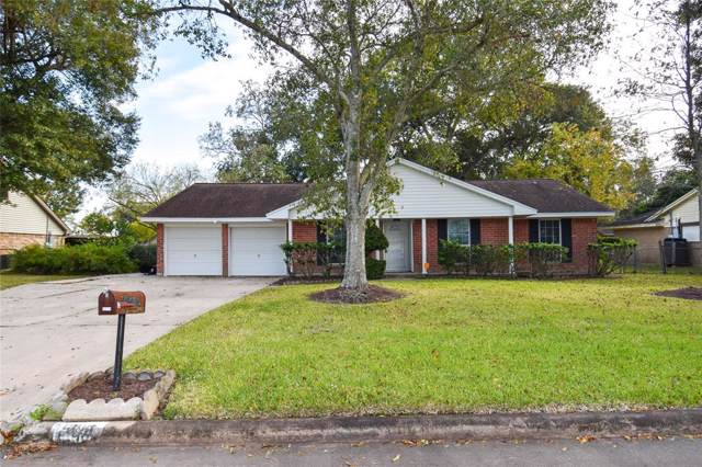 5018 Briarbrook, Dickinson, TX 77539 (MLS #31769426) :: The SOLD by George Team