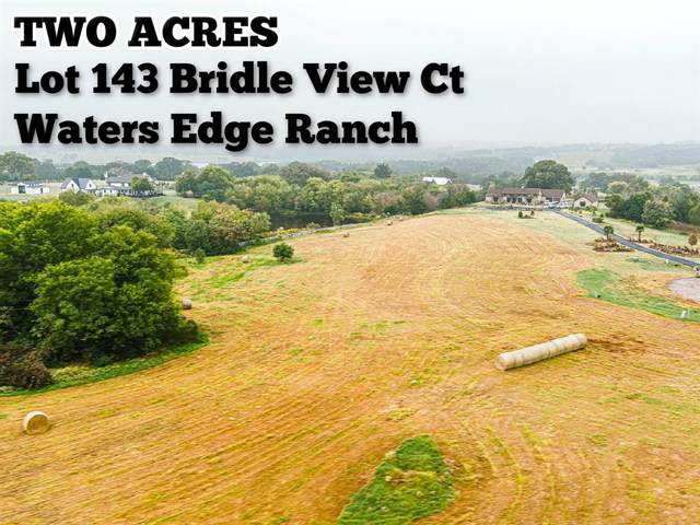 Lot 143 Bridle View Court, Athens, TX 75752 (MLS #31774413) :: The Bly Team