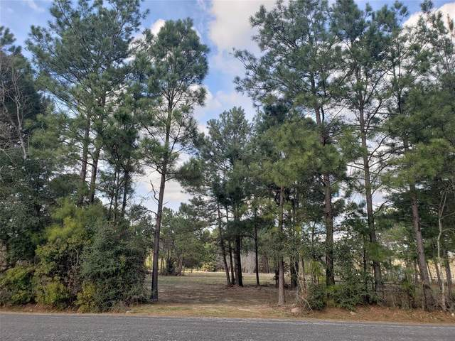 00 County Road 2291, Cleveland, TX 77327 (MLS #31775602) :: The Bly Team
