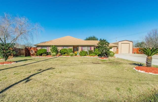 12622 4th Street, Santa Fe, TX 77510 (MLS #31796469) :: The SOLD by George Team