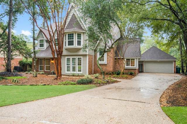 151 Towering Pines Drive, The Woodlands, TX 77381 (MLS #31799321) :: My BCS Home Real Estate Group