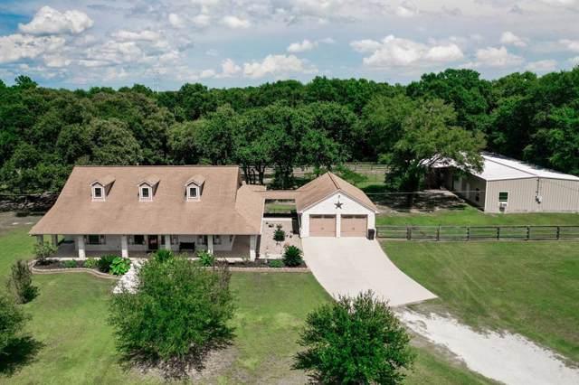 1292 Springfield Rd, Normangee, TX 77871 (MLS #31824343) :: The Heyl Group at Keller Williams