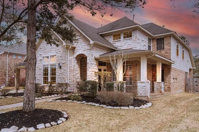 5319 Summerhill Manor Lane, Katy, TX 77494 (MLS #31836164) :: Ellison Real Estate Team