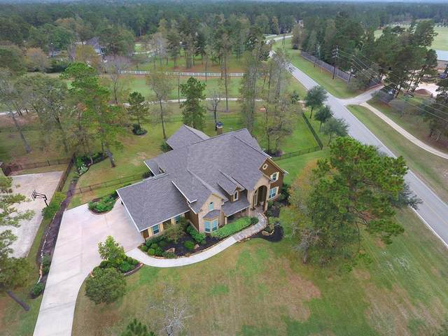 28612 Champions Dr, Magnolia, TX 77355 (MLS #31839564) :: The Home Branch