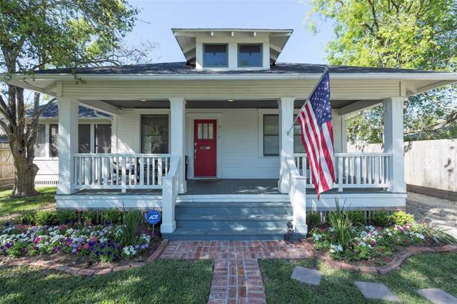 909 Gibbs Street, Houston, TX 77009 (MLS #31854195) :: The Parodi Team at Realty Associates