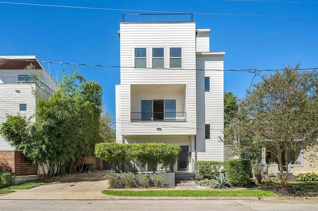 2717 Morrison Street A, Houston, TX 77009 (MLS #31860924) :: The Freund Group