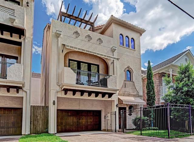 4107 Floyd Street, Houston, TX 77007 (MLS #31863697) :: Green Residential