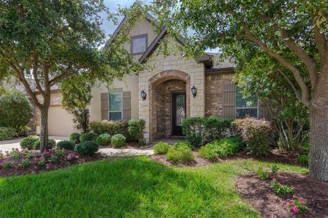 20019 Crested Peak Lane, Cypress, TX 77433 (MLS #31867616) :: Giorgi Real Estate Group