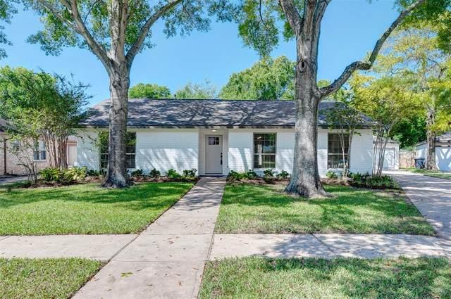 12438 Attlee Drive, Houston, TX 77077 (MLS #31869730) :: The Heyl Group at Keller Williams