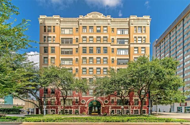 1700 Main Street 6A, Houston, TX 77002 (MLS #3187467) :: Texas Home Shop Realty