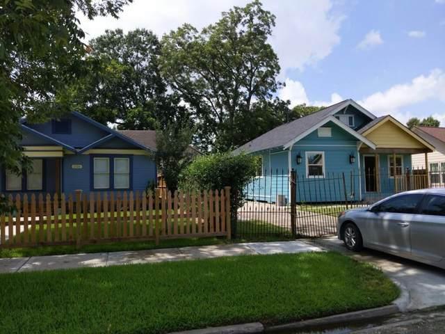 1522 Lawson Street, Houston, TX 77023 (MLS #31877546) :: The Wendy Sherman Team