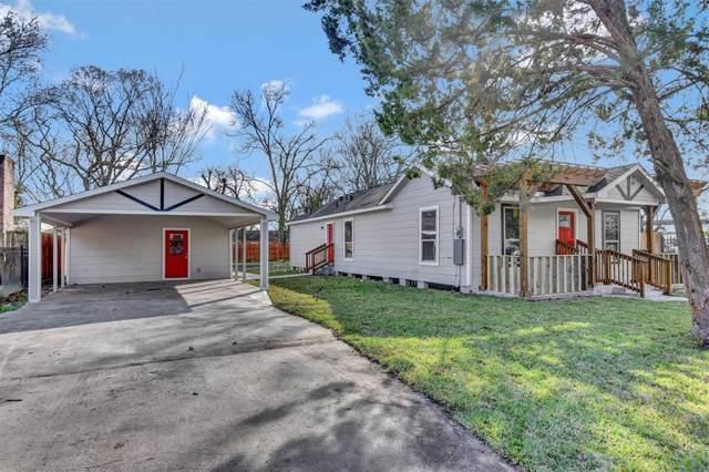 1916 Caplin Street, Houston, TX 77026 (MLS #31886116) :: The Home Branch