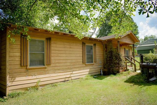 603 Mulberry Street, Diboll, TX 75941 (MLS #3188748) :: The Home Branch