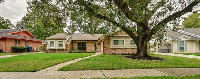 5914 Lattimer Drive, Houston, TX 77035 (MLS #31887701) :: The Home Branch