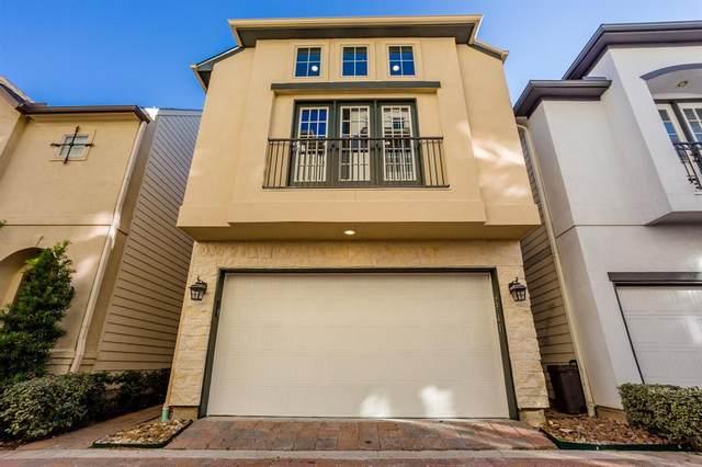 2741 Sherwin Street, Houston, TX 77007 (MLS #31890062) :: Giorgi Real Estate Group