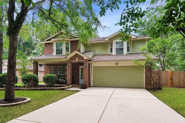 6903 Woodland Oaks, Magnolia, TX 77354 (#31896503) :: ORO Realty