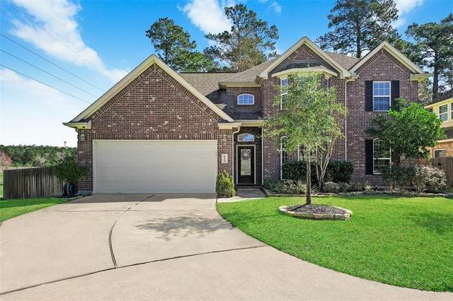 25426 Evergreen Bend Drive, Spring, TX 77389 (MLS #31898179) :: The Parodi Team at Realty Associates