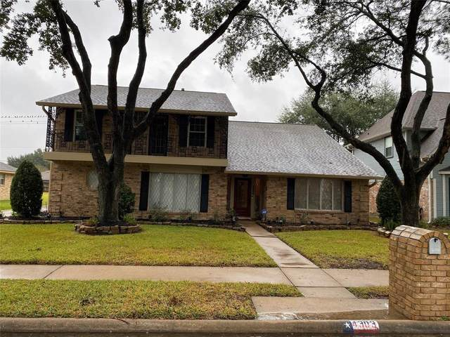 4303 Argentina Circle, Pasadena, TX 77504 (MLS #31906232) :: The SOLD by George Team