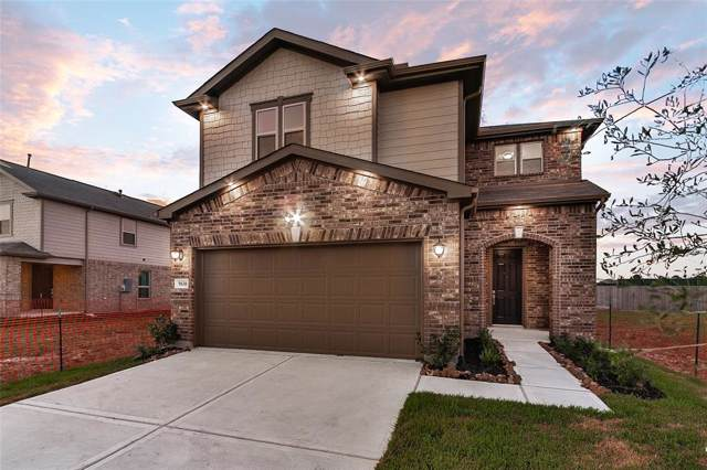 9830 Mills Field Drive, Houston, TX 77070 (MLS #31944613) :: Caskey Realty