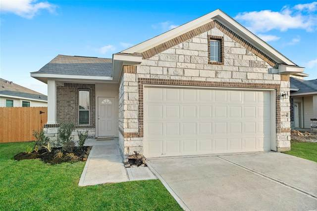 14497 Sugar Pines Drive, Conroe, TX 77302 (MLS #31955153) :: The SOLD by George Team