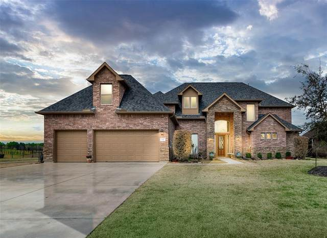137 Waterstone Drive, Montgomery, TX 77356 (MLS #31955393) :: Area Pro Group Real Estate, LLC