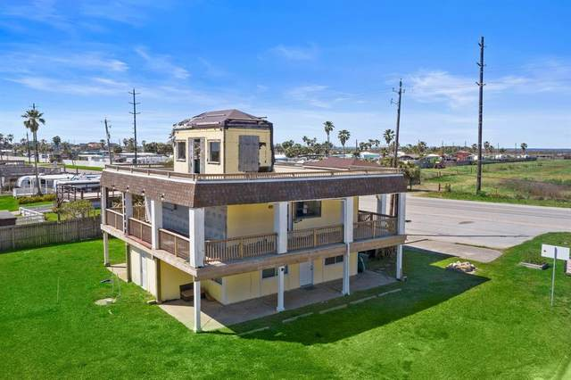 18001 Termini San Luis Pass Road, Galveston, TX 77554 (MLS #31957094) :: The Bly Team