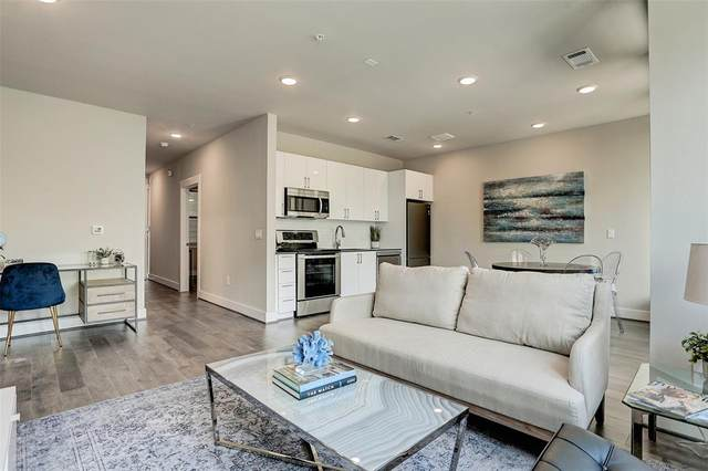 4819 Caroline Street #108, Houston, TX 77004 (MLS #31961873) :: Lerner Realty Solutions