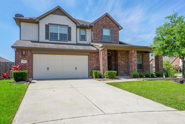 2911 Pebble Banks Court, Richmond, TX 77406 (MLS #31971634) :: The Jill Smith Team