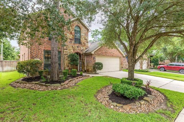 17030 Stones River Lane, Humble, TX 77346 (MLS #31978152) :: The SOLD by George Team