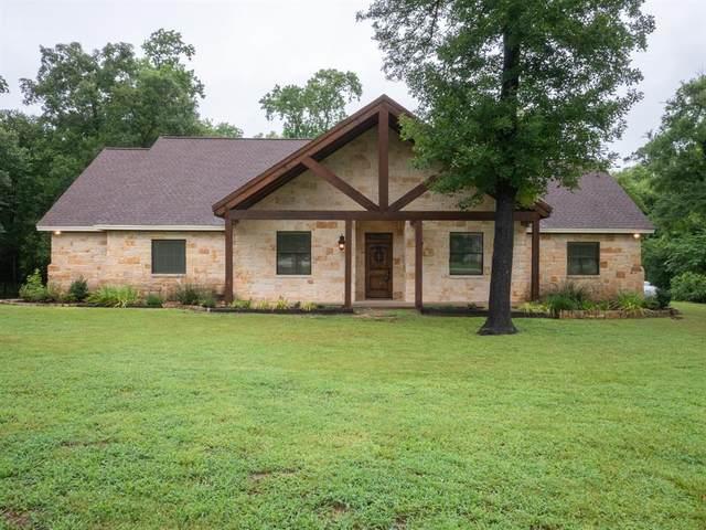 111 Heritage Oak Drive, Huntsville, TX 77320 (MLS #31979176) :: Ellison Real Estate Team