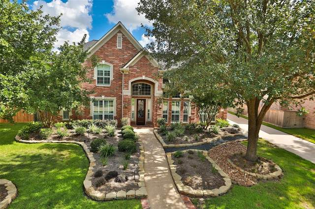 1302 Roseberry Manor Drive, Spring, TX 77379 (MLS #31988237) :: The Heyl Group at Keller Williams