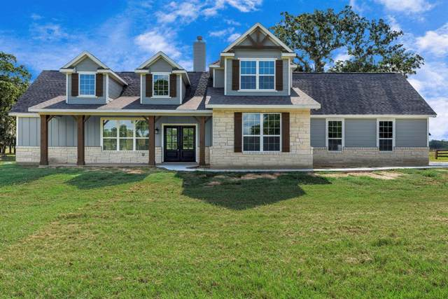 28252 Waller Gladish Road, Waller, TX 77484 (MLS #31989729) :: The SOLD by George Team