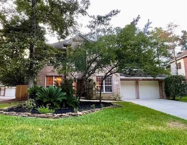 34 Latticeleaf Place, The Woodlands, TX 77382 (MLS #31990579) :: Parodi Group Real Estate