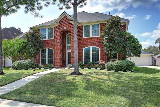 106 Bending Brook Lane, Dickinson, TX 77539 (MLS #32006534) :: The Freund Group