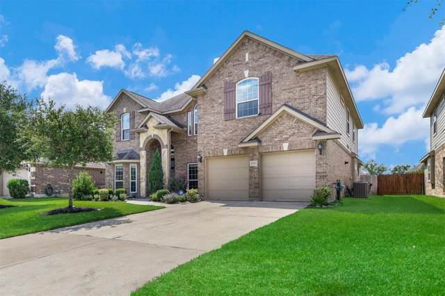 6223 Pinewood Heights Drive, Spring, TX 77389 (MLS #32028997) :: Parodi Group Real Estate