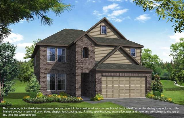 100 Highland Prarie Way, Waller, TX 77484 (MLS #32039182) :: The Bly Team