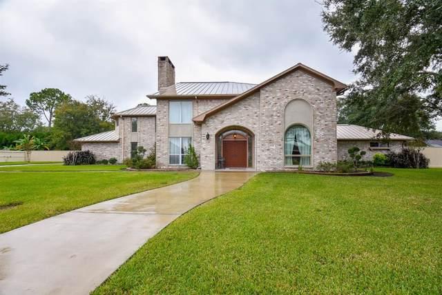 1206 Quail Hollow Drive, El Campo, TX 77437 (MLS #32050356) :: The Queen Team