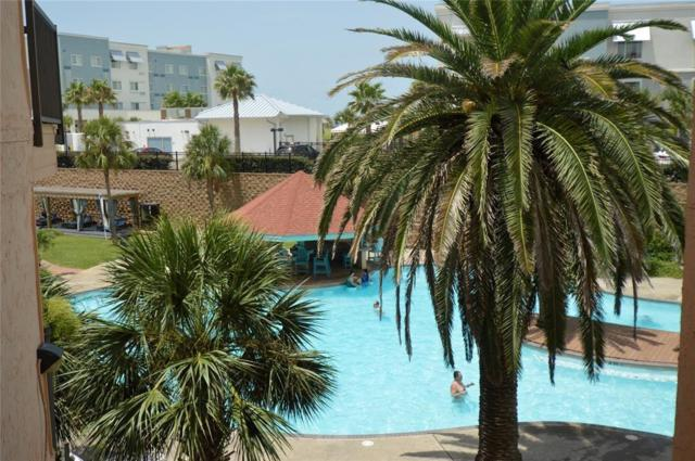9520 Seawall Boulevard #124, Galveston, TX 77554 (MLS #32050746) :: Texas Home Shop Realty