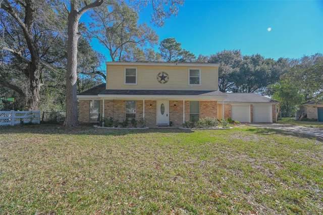 4 Pine Circle, La Marque, TX 77568 (MLS #32053443) :: Texas Home Shop Realty