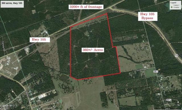 360 Acres Hwy 105, Cleveland, TX 77328 (MLS #32063307) :: The Heyl Group at Keller Williams