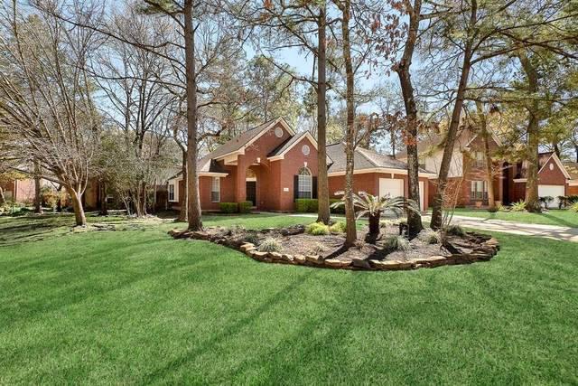 3 Bonnaire Drive, The Woodlands, TX 77382 (MLS #32065099) :: The SOLD by George Team